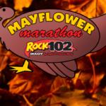 Mayflower Marathon logo 2016