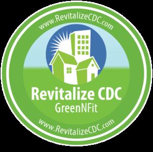 Revitalize CDC GreenNFit logo