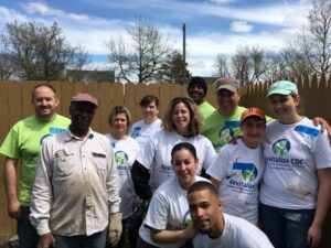 Volunteers for Revitalize CDC